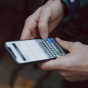 administracion de comentarios y chats de redes sociales